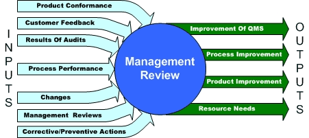 Management Reviews